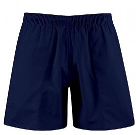 Da Vinci Games Shorts Navy